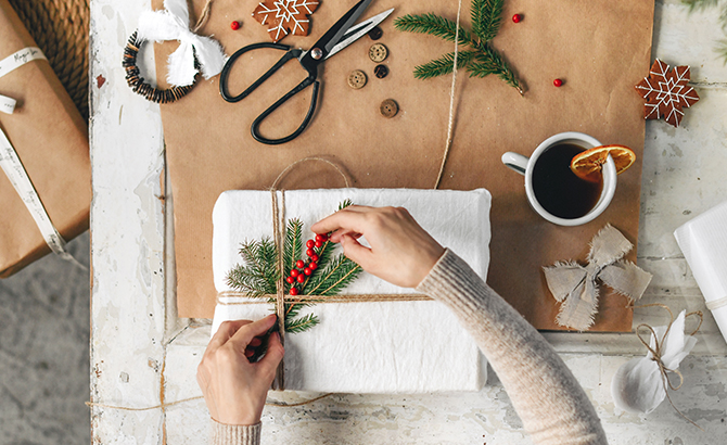 Christmas linen gift ideas that won't break your budget