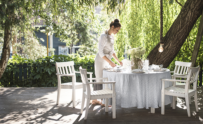 Admirable Dining Alfresco Your Guide To Elegant Outdoor Tablescapes Beutiful Home Inspiration Ommitmahrainfo