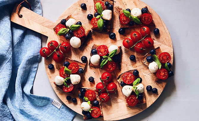 Three Delicious & Simple Recipes For 4th of July