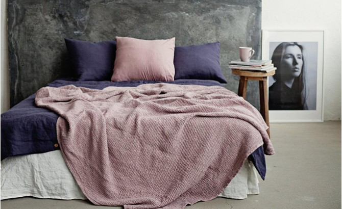 Easy Ideas How to Mix and Match Linen Bedding