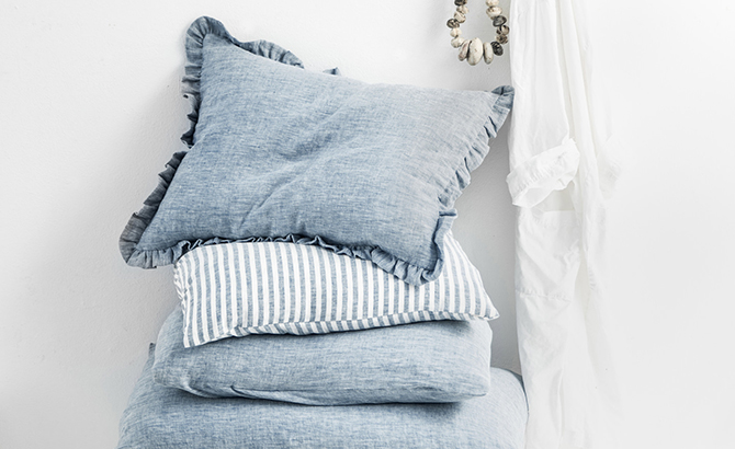 Bedding Shopper's Guide: Linen vs. Percale vs. Sateen
