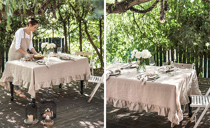 Pleasing Dining Alfresco Your Guide To Elegant Outdoor Tablescapes Beutiful Home Inspiration Ommitmahrainfo