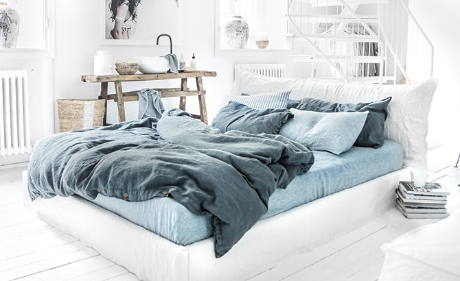 How To Buy Bedding Fitted Sheet Vs Flat Sheet Vs Top Sheet