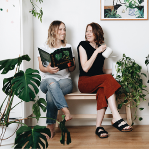 Interview with co-author of Plantopedia, Lauren Camilleri about plants, work-life balance and more.