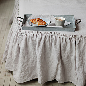 Measuring Guide: How to Measure For a Bed Skirt