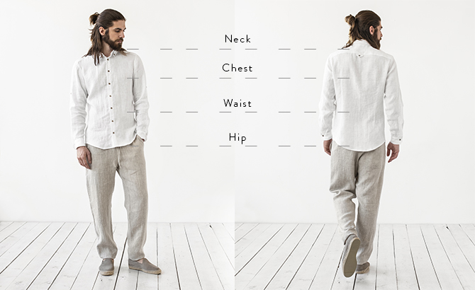 How to Measure for Clothing   Taking Body Measurements