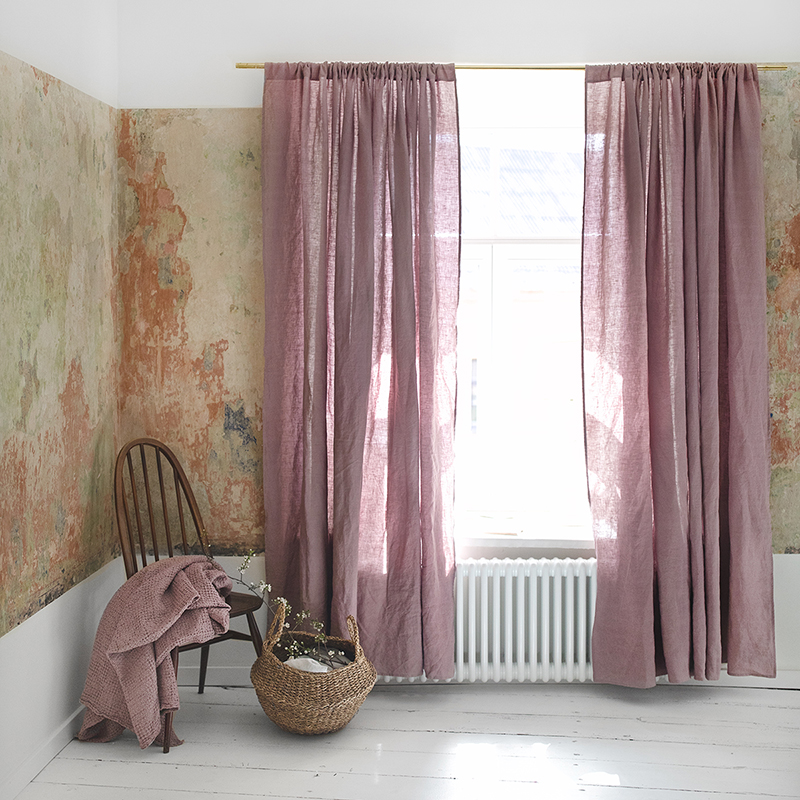 How to Hang the Curtains?